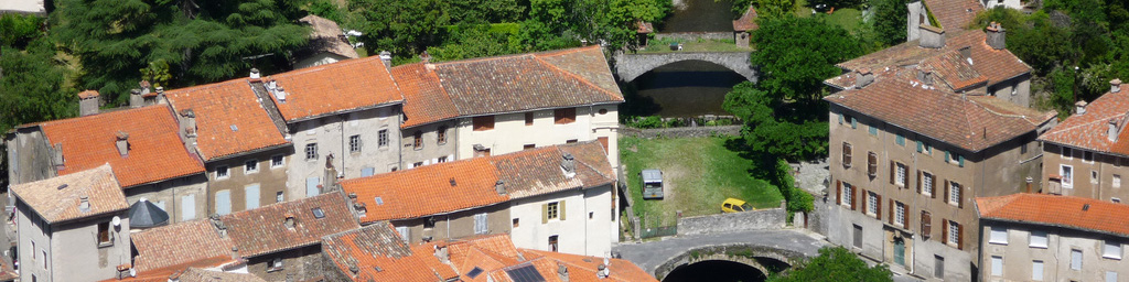 Valleraugue le village